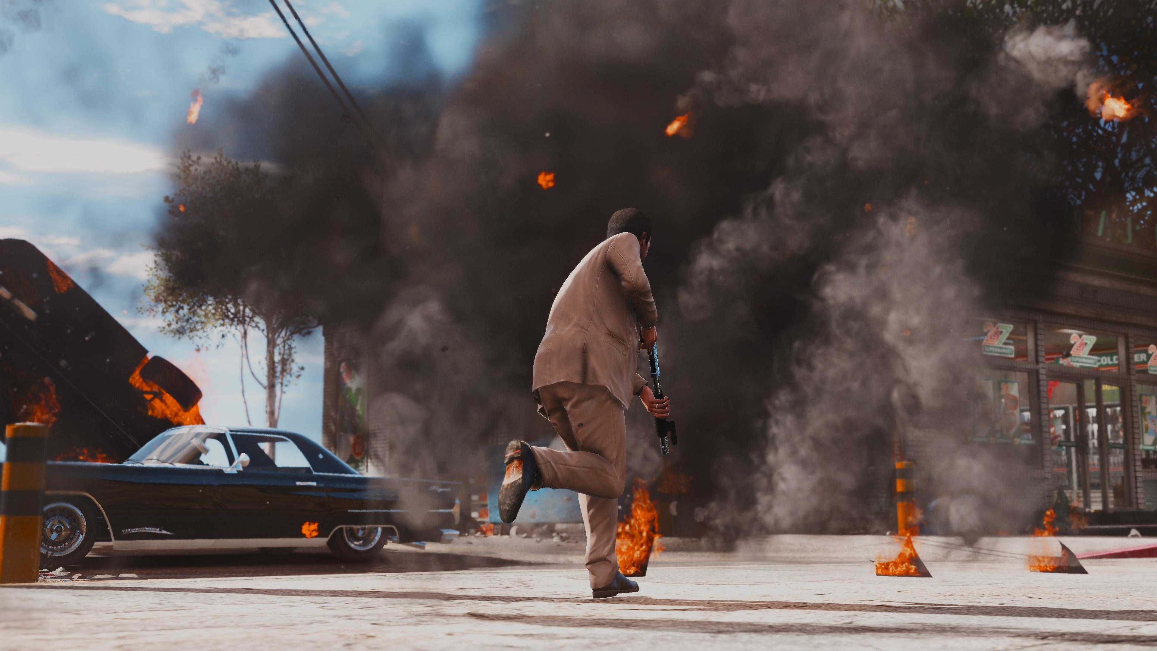 GTA V Redux mod for Grand Theft Auto V - Mod DB