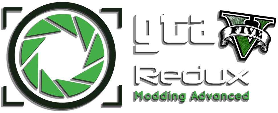 Want To Use The Official Gta  Redux Logo Feel Free To Use The Logo In Youtube Videos Screenshots And Wallpapers Etc